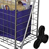 Helping Hand Deluxe Stair Climber Cart | Folding Cart - Great for Shopping, Camping, Sport Events, Much More