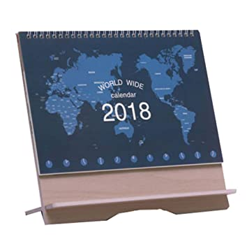 Student calendar 2018 academic year monthly desk calendar world student calendar 2018 academic year monthly desk calendar world mapblue gumiabroncs Gallery