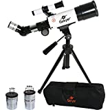 Gskyer Telescope, 60mm AZ Refractor Telescope, German Technology - Best Reviews Guide