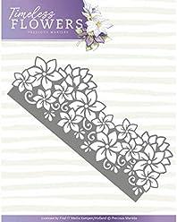 Kleeblatt Seasonal Flowers Stanzschablone Precious Marieke