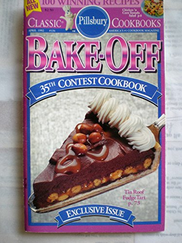 Cookbook Contest (F06770 APRIL 1992 # 134 PILLSBURY