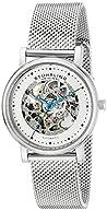 Stuhrling Original Women's 832L.01 Castorra Automatic Self Wind Stainless Steel Watch