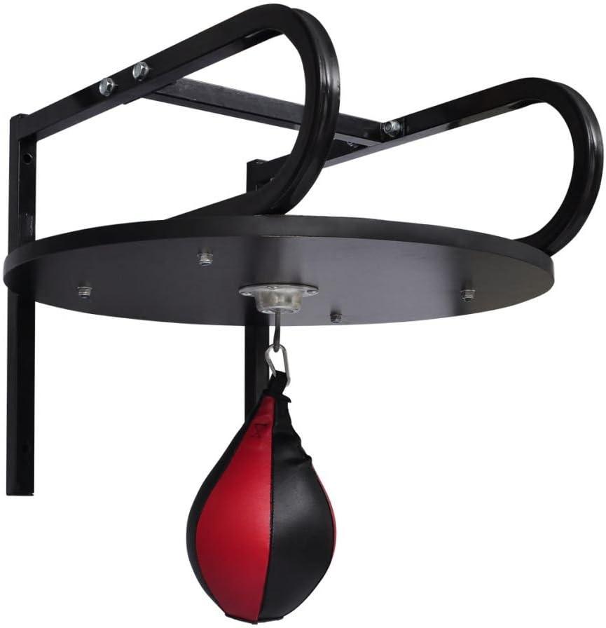 with Bracket Swivel Punch Bag Daonanba Speed Ball Platform Set