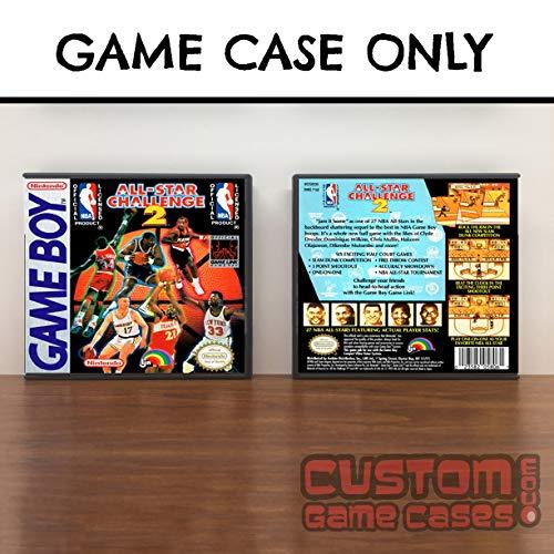 Gameboy NBA All-Star Challenge 2 - Game Case (Nba All Star Challenge 2 Game Boy)