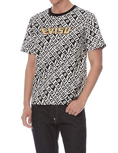 EVISU Since 1991 Logo Allover Print T-Shirt ()