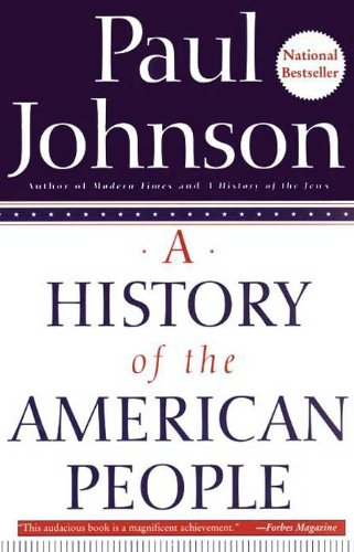 A History of the American People cover