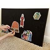 My Felt Story - Felt Board, Flannel Board, Black, 23'' x 12.5''