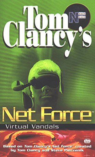 Virtual Vandals (Net Force Explorers) (Berkley Net)