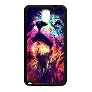 Colorful strong lion Phone Case for Samsung Galaxy Note3