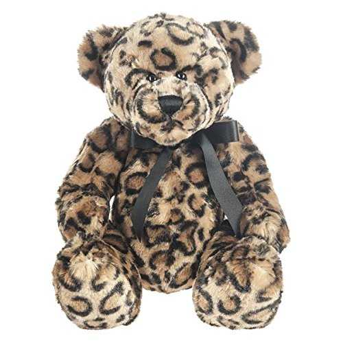 Leopard Bear 15 inch - Teddy Bear by Ganz (H13496)
