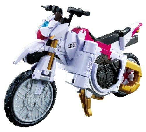 Kamen Rider Gaim - Lock Vehicle 01 Sakura Hurricane