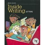 Great Source Write Source Inside Writing: Teacher's Edition Grade 8 2003