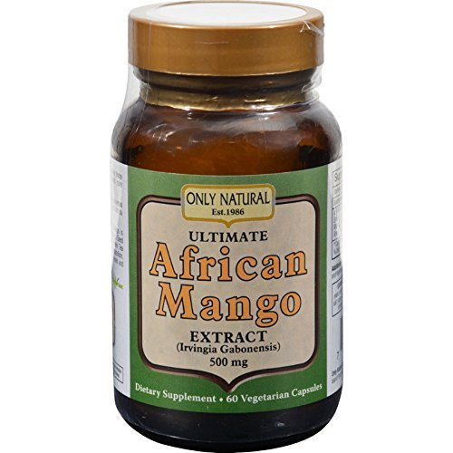 Only Natural Ult African Mango Diet 60 Vcap by Only Natural
