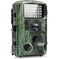 TEC.BEAN Trail Camera 12MP 1080P Game Hunting Camera