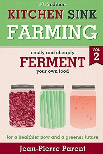 Kitchen Sink Farming Book