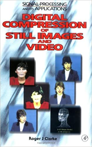 Digital Compression of Still Images and Video Signal Processing and its Applications