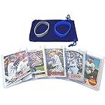 Justin Turner Baseball Cards Assorted (5) Gift Bundle - Los Angeles Dodgers.