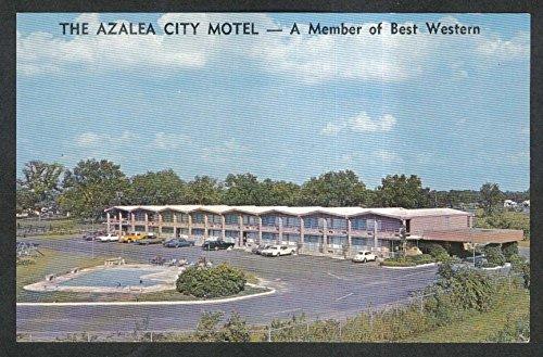 Azalea City Motel Best Western Valdosta GA postcard for sale  Delivered anywhere in USA