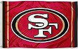 Neptune Horse NFL San Francisco 49ers Flag 3x5 feet