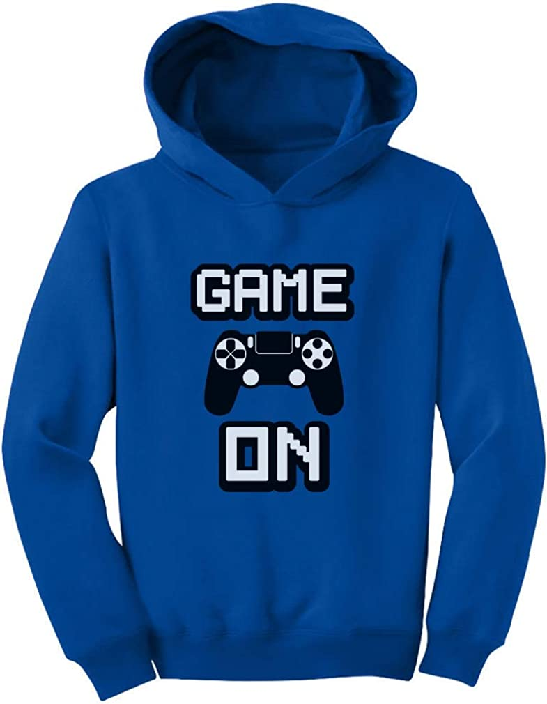 The Perfect Gift For Gamers Game On Gaming Gamer Toddler Hoodie