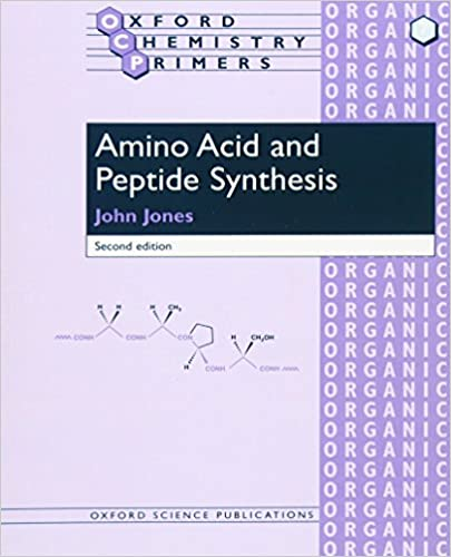 Amino acid and peptide synthesis oxford chemistry primers amino acid and peptide synthesis oxford chemistry primers 9780199257386 medicine health science books amazon fandeluxe Image collections