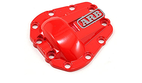 RC4WD ARB Metal Red Diff Cover For The T-Rex 60 Axle ...