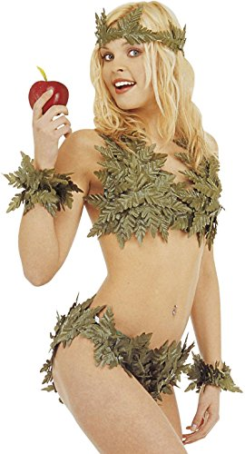 Women's Eve Leaf Costume ()