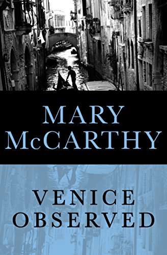 Venice Observed cover