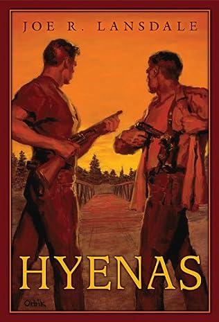 book cover of Hyenas