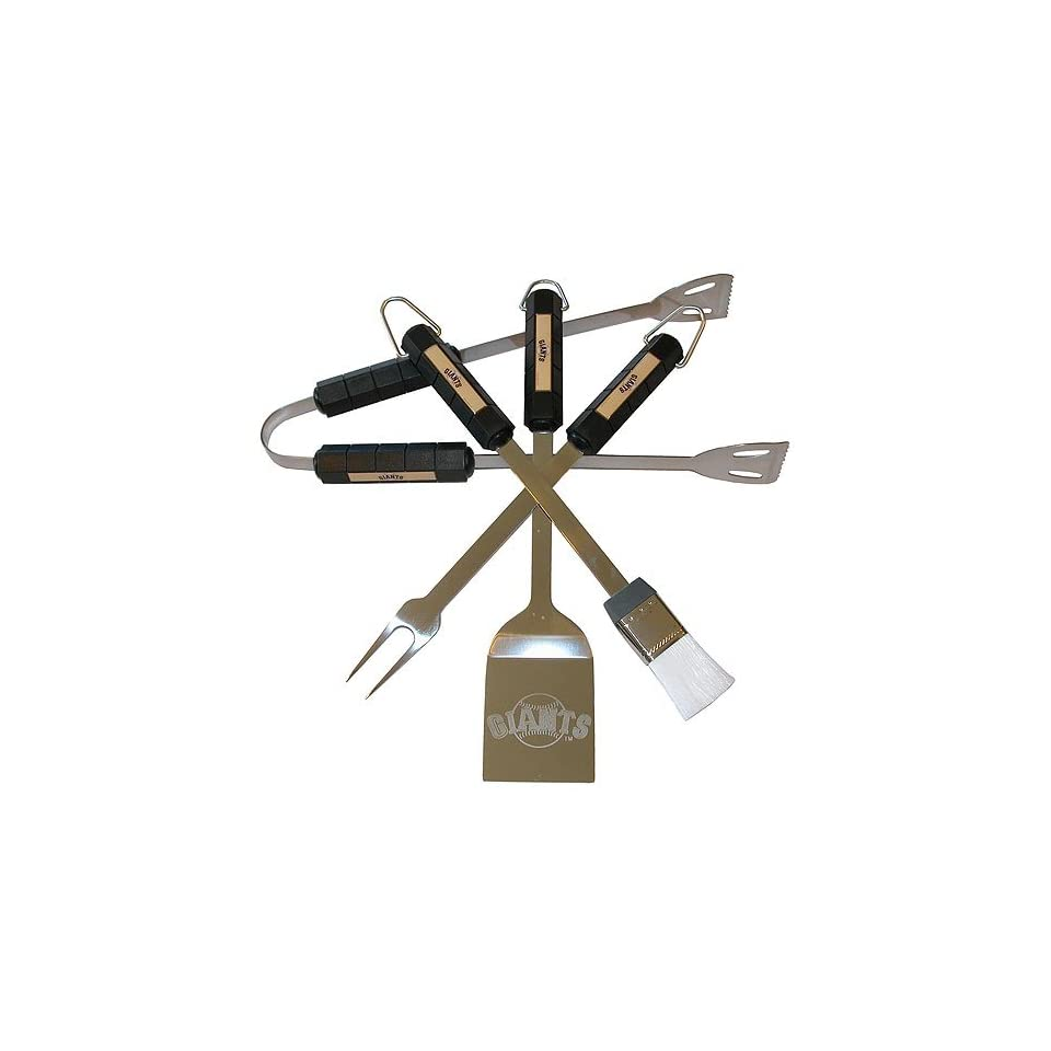 BSS   San Francisco Giants MLB BBQ Tool Set