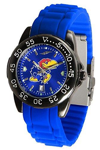 - Kansas Jayhawks Fantom Sport Silicone Men's Watch