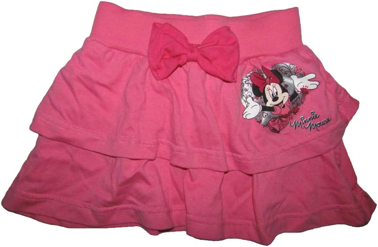 Eplus Disney Minnie Mouse - Falda Infantil con diseño de Minnie ...