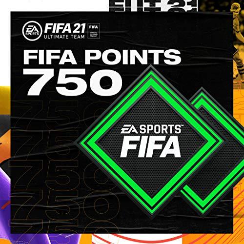 FIFA 21 - 750 FUT Points - PS4 [Digital Code]