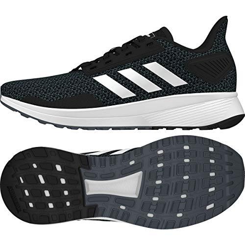 adidas Women's Duramo 9 Black/White/Grey