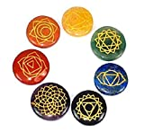 Chakra Stone will come in beautiful Velvet Bag that has Chakra Symbol embroidery on it which is really a collectible. Using the Chakra Crystals under the guidance of guru is more beneficial. It guards against psychic attack, transmuting the energy in...
