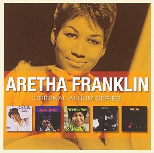 "Release ""Original Album Series"" By Aretha Franklin"