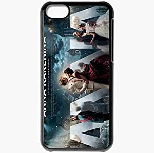 Personalized iPhone 5C Cell phone Case/Cover Skin Anna Karenina Black by supermalls