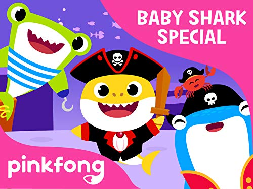 Pirate Baby Shark for $<!---->