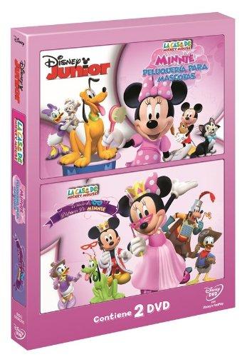 Pack Disney: El Baile De Disfraces De Minnie + Minnie. Peluquería ...