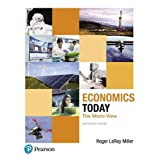 Economics Today: The Micro View (19th Edition) (Pearson Series in Economics)