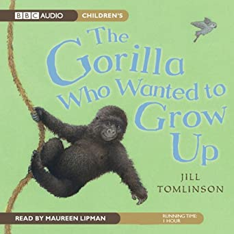 Gorilla Builds Growing Up
