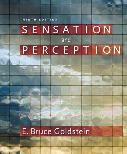 Sensation and Perception (with CourseMate Printed Access Card) by E. Bruce Goldstein (2013-02-12)