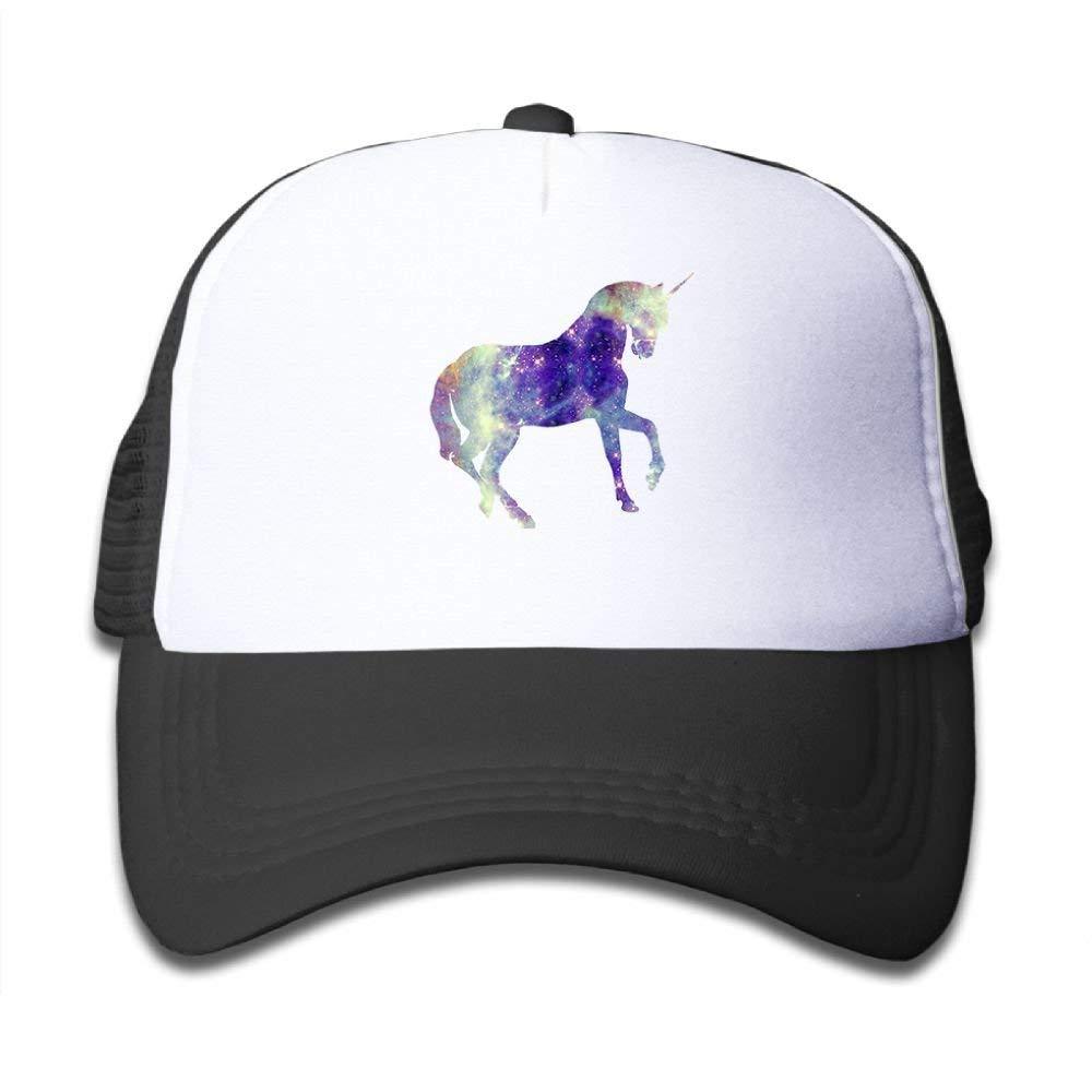 KLING Sombrero de Camionero Ajustable Unicornio Coloreado para ...