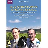 All Creatures Great & Small - Complete Collection (Series 1-7) - 33-DVD Box Set