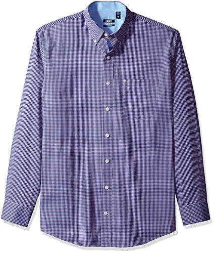 IZOD+Men%27s+Tall+Advantage+Performance+Stretch+Long+Sleeve+Shirt%2C+Violet+Tulip%2C+3X-Large+Big