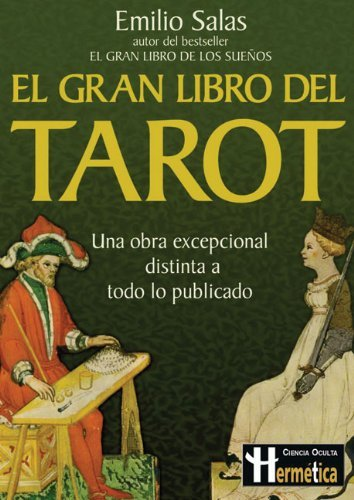 El Gran Libro del Tarot Ciencia Oculta, Hermetica / Occult Science ...