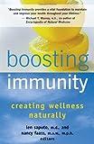 Boosting Immunity, Len Saputo, Nancy Faass, 1577311272