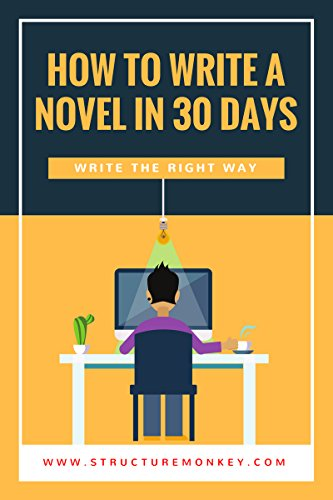 How To Write A Novel In 30 Days: Supercharge Your Writing Productivity by [Briar, Perrin]