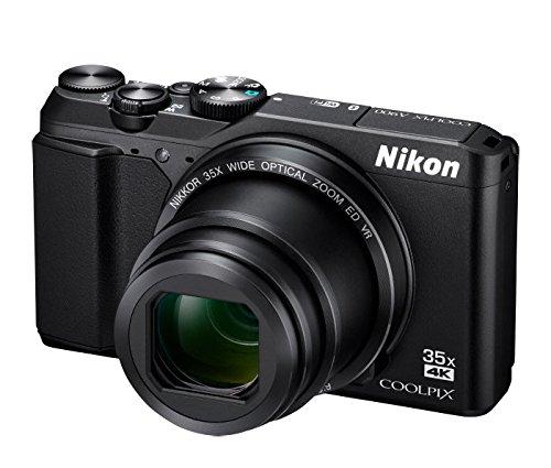 """9 opinioni per Nikon COOLPIX A900 Compact camera 20.3MP 1/2.3"""" CMOS 5184 x 3888pixels Black-"""