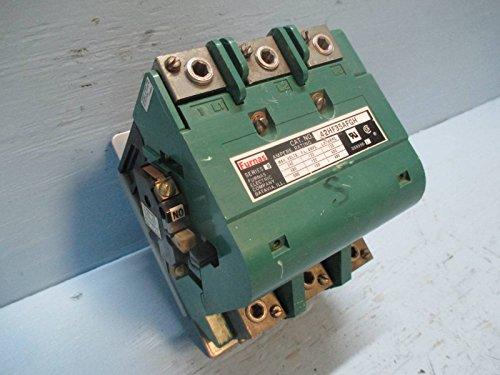 - Furnas 42HF35AFGH Definite Purpose Controller 120V Coil 600V 120A Contactor